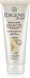 Jergens Enriching Shea Butter Body Cream, 100 ml