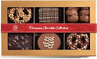 A Gift Inside, Classic Handmade Treats Box, Chocolate Collection