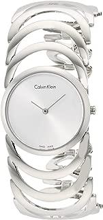 Calvin Klein K4G23126 Ladies Body Silver Watch