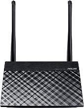 ASUS RT-N12E - Router inalámbrico N300 (Modo Punto de Acceso/repetidor), Negro