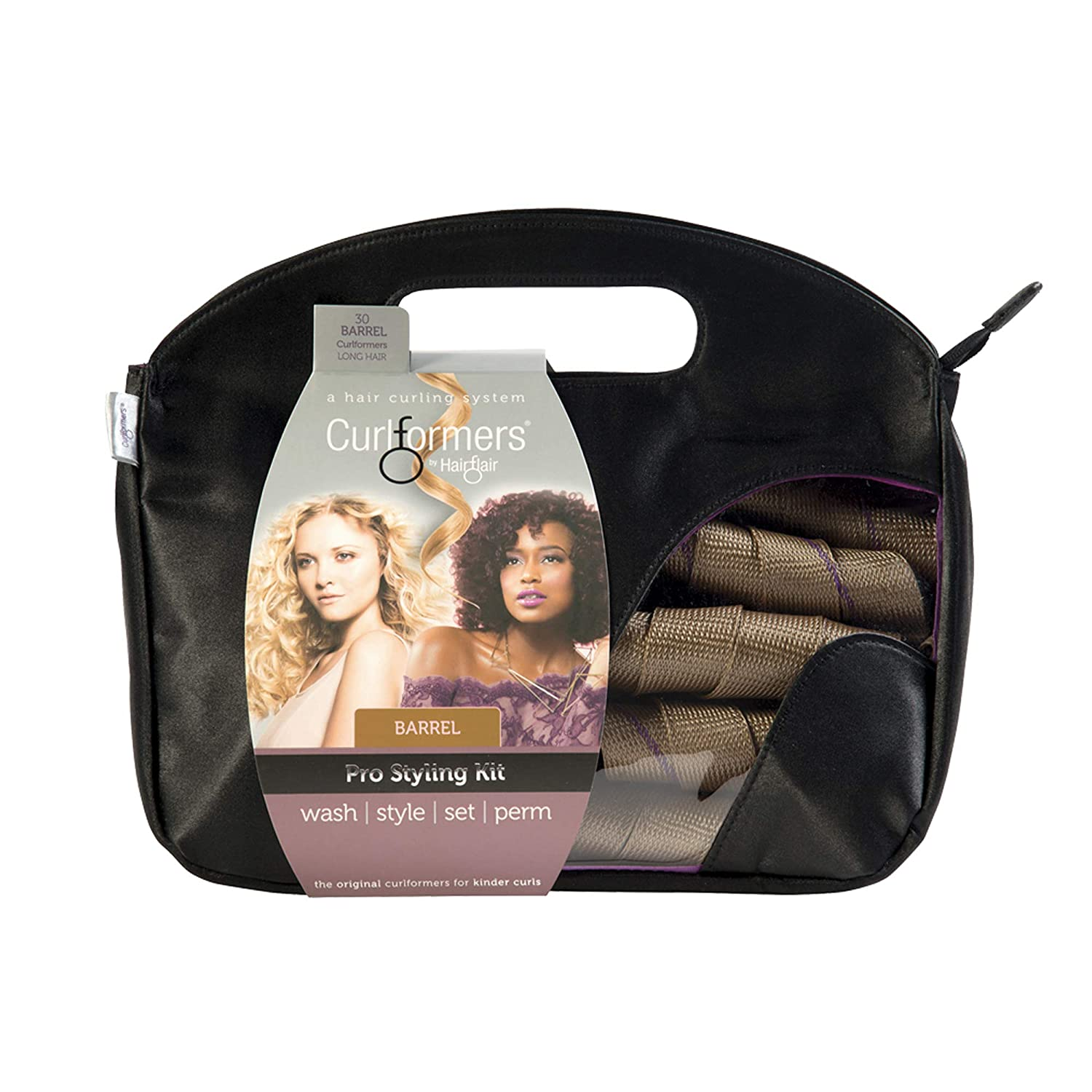 Curlformers Hair Curlers PRO Sales El Paso Mall of SALE items from new works Range Styling 30 Kit Curls Barrel