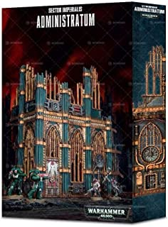 Games Workshop Warhammer 40,000 40k Sector Imperialis Administratum Scenery Set