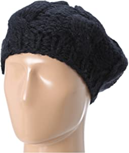 San Diego Hat Company - KNH3228 Cable Knit Beret