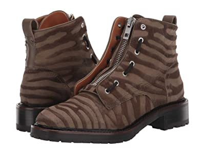 rag & bone Cannon Boot (Taupe Zebra) Women