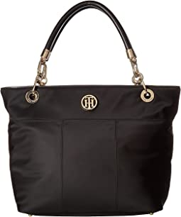 Tommy Hilfiger - The Signature Smooth Nylon Tote