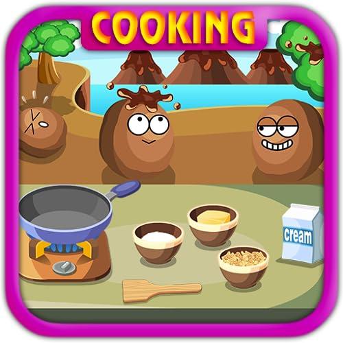 Cocinar Mezclado Caramelo Tuerca Tarta