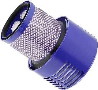 Carplink - Filtro de repuesto para aspiradora Dyson V10 SV12, accesorio lavable para Dyson Cyclone V10 Animal Absolute Total Clean