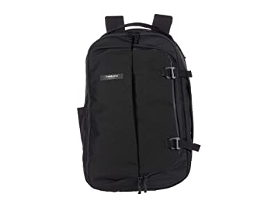 Timbuk2 Never Check Expandable Backpack (Jet Black 1) Backpack Bags