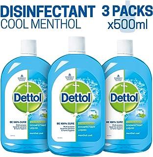 Dettol Cool Hygiene - 500 ml (Pack of 3)