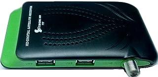 ريسيفر ديجيتال اتش دي 2 مدخل يو اس بي &تشغيل واي فاي-اسود