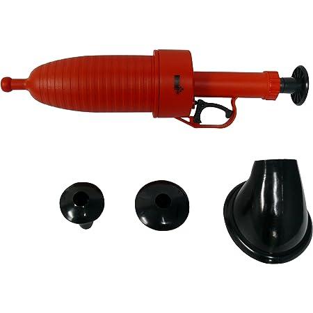 BAAM! BAAMHP Drain Cleaner, 1 Unit, red
