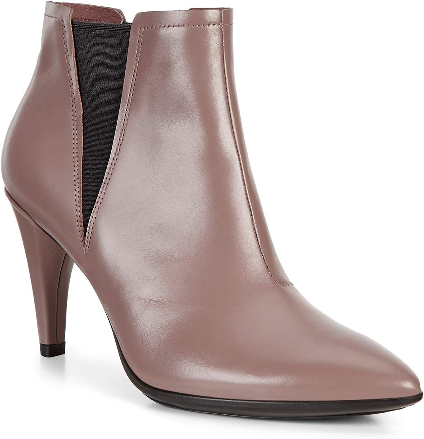 Ecco Shape 75 Pointy Ankle Boo Grey