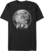 Despicable Me Men's Minion Loved by Moon T-Shirt