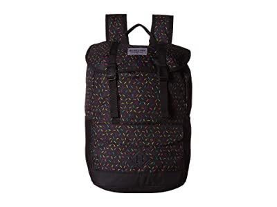 Burton Kids Outing Backpack (Youth) (Sprinkles Print) Backpack Bags