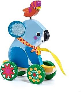 DJECO Otto the Koala Pull Toy