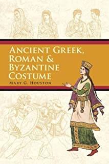 Ancient Greek, Roman & Byzantine Costume (Dover Fashion and Costumes)