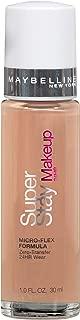 Maybelline New York Super Stay 24Hr Makeup, Caramel, 1 Fluid Ounce