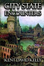 City State Encounters: Castle Oldskull Gaming Supplement CSE1 (Volume 3)