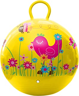 Ball Bounce and Sport Toys Hopper, 18-Inch Spring Fun 18-Inch