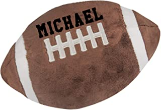 CustomizedPlush Fluffy Sports Ball Throw Pillow Soft Durable Sports Toy Gift for Kids Room Decoration,Custom Name/Message, Personalized Gift, Sports Ball Pillow, Birthday