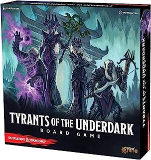 Tyrants of the Underdark (Updated Edition) - English