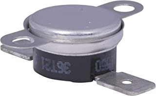 Emerson 3L11-210 1/2-Inch Snap Disc Thermostat, Open On Rise, Range 204/216 F