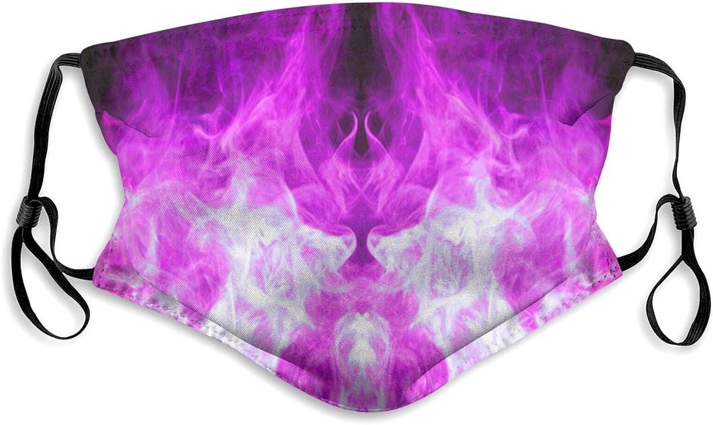 Fantasía impresión ropa camisetas sudaderas colorido cara cubierta lavable reutilizable anti polvo con 2 filtros máscara de la boca bufanda