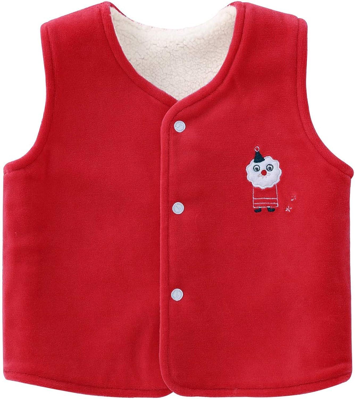 pureborn Sales for sale Baby Warm quality assurance Sleeveless Jacket Vest Spring Winter Children