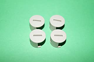 IKEA Spare Part 120076 (Pack of 4) for Malm Hemnes Besta