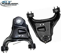 DLZ 2 Pcs Front Upper Control Arm Ball Joint Assembly K620172 K620173 Compatible with 4WD Chevrolet Blazer/S10/S10 Blazer, Gmc Jimmy/S15/S15 Jimmy/Sonoma, Isuzu Hombre, Oldsmobile Bravada