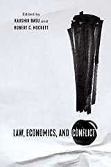 Law, Economics, and Conflict (English Edition) Format Kindle