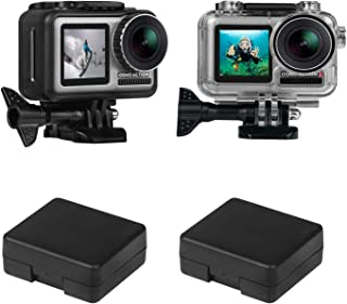 Protective Border Waterproof Housing Case Shell Diving 45M For DJI Osmo Action