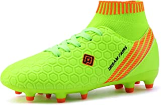 neon womens soccer cleats