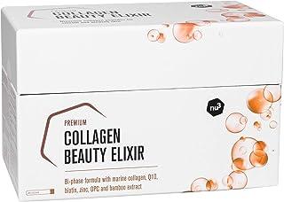 nu3 Premium Collagen - Dosis alta - 28 ampollas para beber - Fórmula