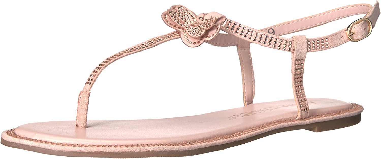 Athena Alexander Women's Graceful Flat Sandal