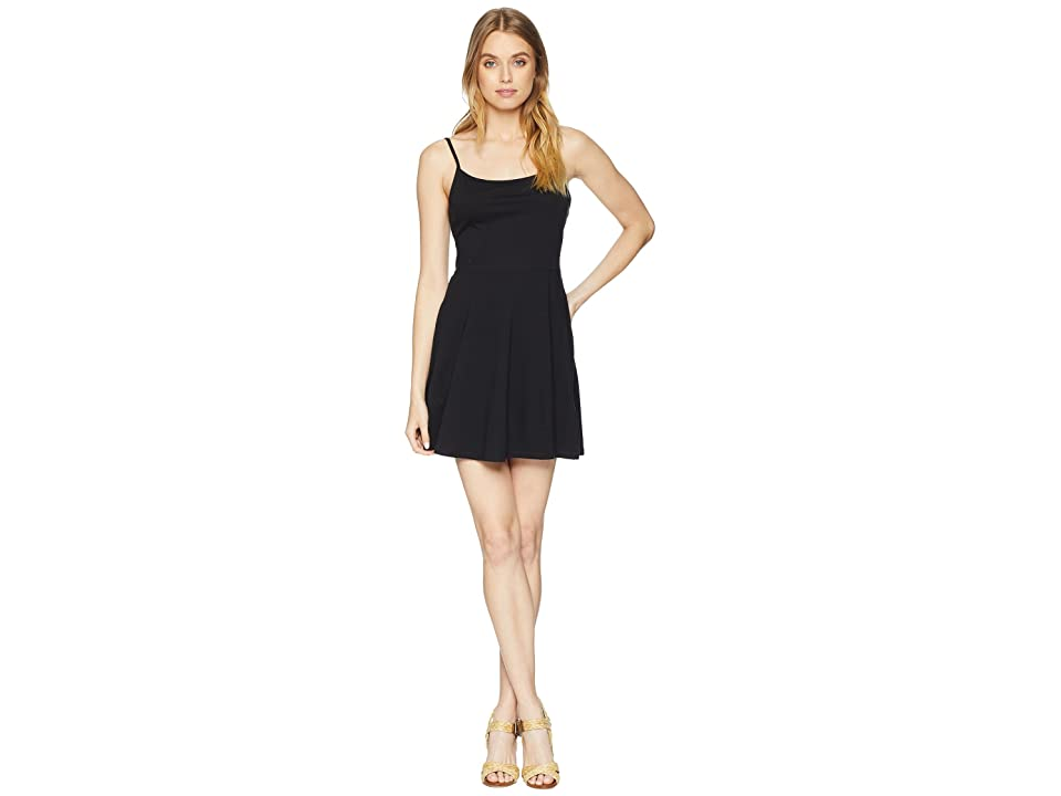 RVCA Dewdrop Dress (Black) Women