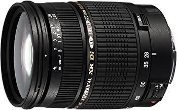 Tamron AF 28-75mm f/2.8 SP XR Di LD Aspherical (IF) with...