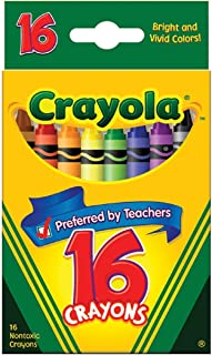 Best 16 count crayola crayons Reviews