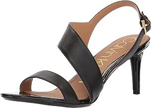 Calvin Klein Women's Lancy Heeled Sandal