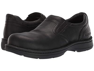 Carolina BLVD 2.0 ESD Aluminum Toe Opanka Slip-On CA5563 (Black) Men