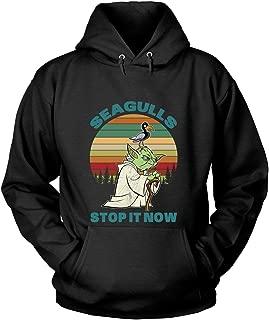 yoda seagulls hoodie