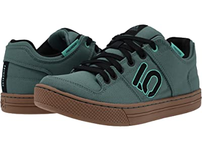 Five Ten Freerider Primeblue (Acid Mint/Hazy Emerald/Black) Women
