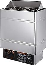 Ukiki Poêle Électrique de Sauna Four avec Contrôle Interne 2 Modes Intégrés Humide Sec Inoxydable Économie d'énergie Achin...