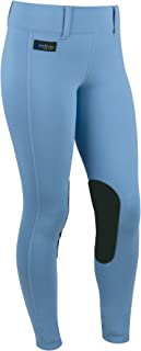 Irideon Kid's Issential Riding Tights- Gossamer (Large)