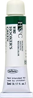 Holbein Artists Watercolor Hookers Green 5ml