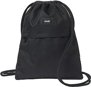 Oakley Mens Men's Street Satchel Bag, Blackout, NOne SizeIZE