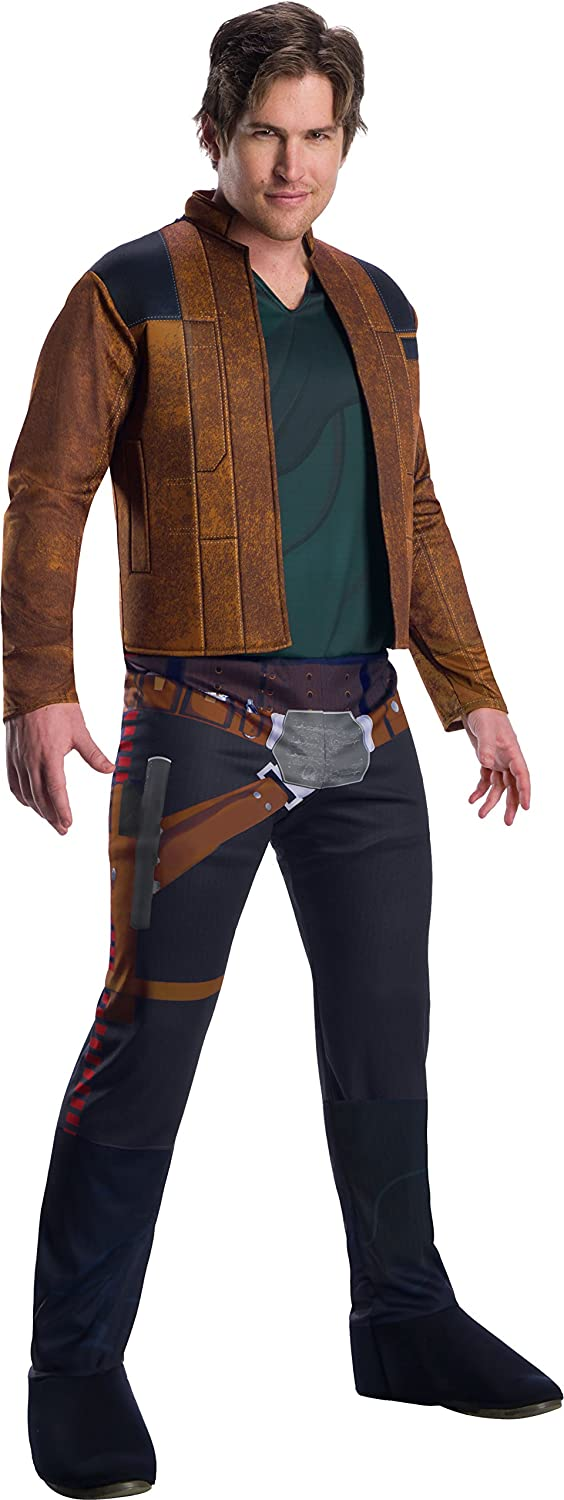 Rubie's Cash special price Solo: A Max 58% OFF Star Wars Solo Adult Story Costume Han
