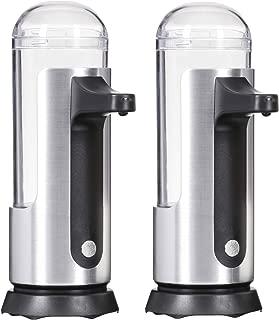 iTouchless 8oz Automatic Sensor Soap Dispenser (Value 2-unit Pack)
