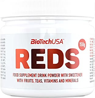 Biotech USA Red'S Vitaminas y Minerales - 150 gr