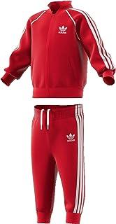 adidas Superstar Suit Chándal, Unisex niños
